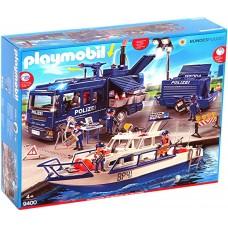 Playmobil I Federalinė policija-stambus nusikaltimas I 9400