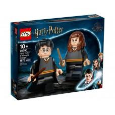 LEGO Harry Potter Haris Poteris™ ir Hermiona Įkyrėlė™ 76393