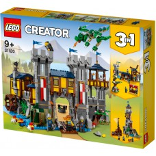 LEGO® Creator 3in1 Viduramžių pilis 31120