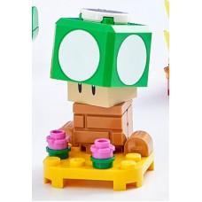 LEGO® Super Mario™ Personažų pakuotė – 3 serija  1 papildomos gyvybės grybas 71394-8