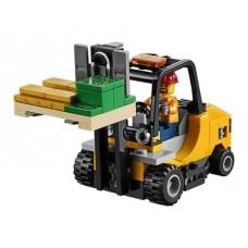 LEGO® City Krovininio traukinio autopakrautuvas iš rinkinio 60198