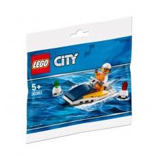 LEGO® City Lenktyninė valtis 30363