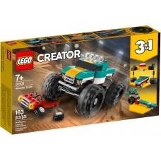 LEGO® Creator 3-in-1 Sunkvežimis monstras 31101