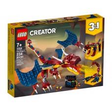 LEGO® Creator 3-in-1 Ugnies drakonas 31102
