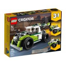 LEGO® Creator 3-in-1 Raketinis sunkvežimis 31103