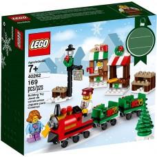 LEGO® Pasivažinėjimas Kalėdiniu traukiniu 40262