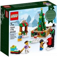 LEGO® Kalėdinio miestelio aikštė 40263