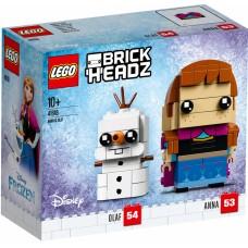LEGO® BrickHeadz Ana ir Olafas 41618