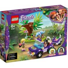 LEGO® Friends Drambliuko gelbėjimas džiunglėse 41421