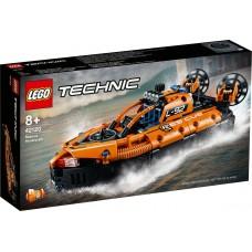 LEGO® Technic™ Gelbėtojų transporto priemonė su oro pagalve 42120
