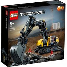 LEGO® Technic™ Sunkiasvoris ekskavatorius 42121