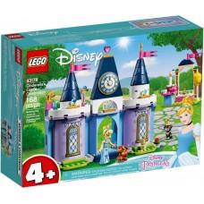 LEGO® Disney™ Pelenės pilies šventė 43178