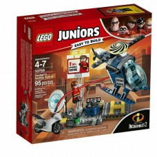 LEGO® Juniors Elastinės merginos persekiojimas ant stogo 10759