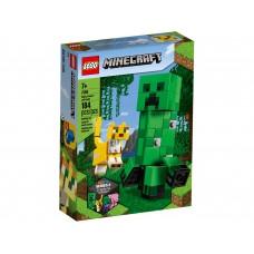 LEGO® Minecraft™ BigFig Creeper™ ir Ocelotas 21156