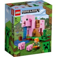 LEGO® Minecraft™ Kiaulidė 21170