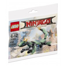LEGO® NINJAGO® Green Ninja Mech Dragon 30428