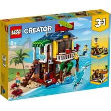 LEGO® Creator 3-in-1 Banglentininkų paplūdimio namelis 31118