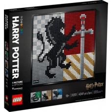 LEGO® Art Harry Potter™ Hogwarts™ Herbai 31201