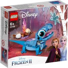 LEGO® Disney™ Konstruojamas salamandros Bruni personažas 43186