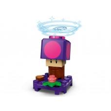 LEGO® Super Mario™ Personažų pakuotės - 2 serija Poison Mushroom 71386-7