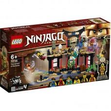 LEGO® NINJAGO® Elementų turnyras 71735