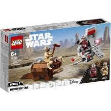 "LEGO® Star Wars™ ""T-16 Skyhopper™"" prieš ""Bantha™"" mažuosius kovotojus 75265"