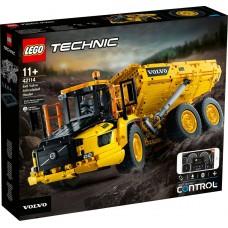 LEGO® Technic™ 6x6 Volvo savivartis su lankstu 42114
