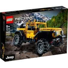 LEGO® Technic™ Jeep® Wrangler 42122