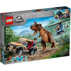 LEGO® Jurassic World Carnotaurus Dinosaur Chase 76941