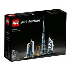 LEGO® Architecture Dubajus 21052( rinkinys su lengvai pažeista pakuote)