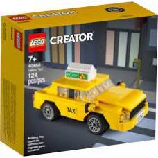 LEGO®  Creator  Geltonasis taksi 40468
