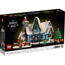 LEGO® CREATOR Kalėdų senelio vizitas 10293
