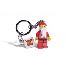 LEGO Raktų pakabukas Kalėdų senelis 850150