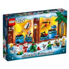 LEGO City Advento kalendorius 60201 / 2018