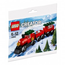 LEGO Creator Kalėdinis Traukinukas 30543