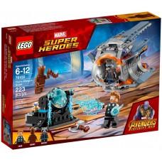 LEGO® Marvel Super Heroes | Ieškodami Toros ginklo | 76102