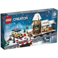 LEGO Creator Žiemos kaimo stotis 10259