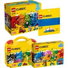 LEGO CLASSIC  I RINKINYS I 10712+10713+10714+10715
