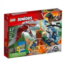 LEGO JUNIORS JURASSIC I Pteranodono pabėgimas I 10756
