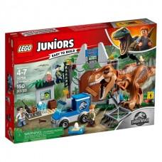 LEGO JUNIORS I T.Rekso Pabėgimas I 10758
