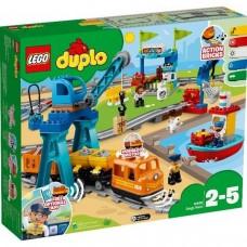 LEGO DUPLO Krovininis traukinys 10875