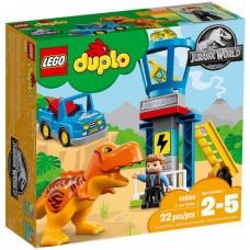 LEGO DUPLO Tiranozauro bokštas 10880