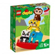 LEGO® DUPLO®  Mano pirmieji balansuojantys gyvūnai 10884