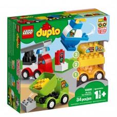 LEGO DUPLO Mano pirmieji automobiliai 10886