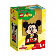 LEGO® DUPLO®  Mano pirmasis Mikio konstruktorius 10898