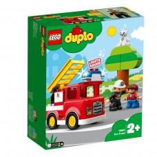 LEGO® DUPLO® Ugniagesių automobilis 10901