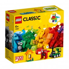 LEGO® Classic Kaladėlės ir idėjos 11001