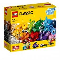 LEGO® Classic  Kaladėlės ir akys 11003