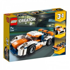 LEGO® Creator 3-in-1 Saulėlydžio lenktynių trasos automobilis 31089