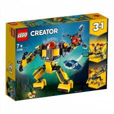 LEGO® Creator   Povandeninis robotas 31090